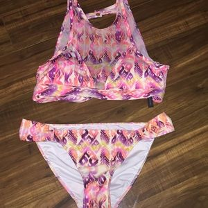 Victoria's Secret highneck bikini